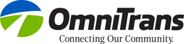 Omnitrans logo: click here to see home page